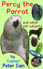 Book, Percy the Parrot